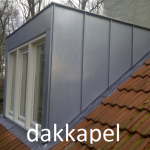dakkapel met zink Enschede