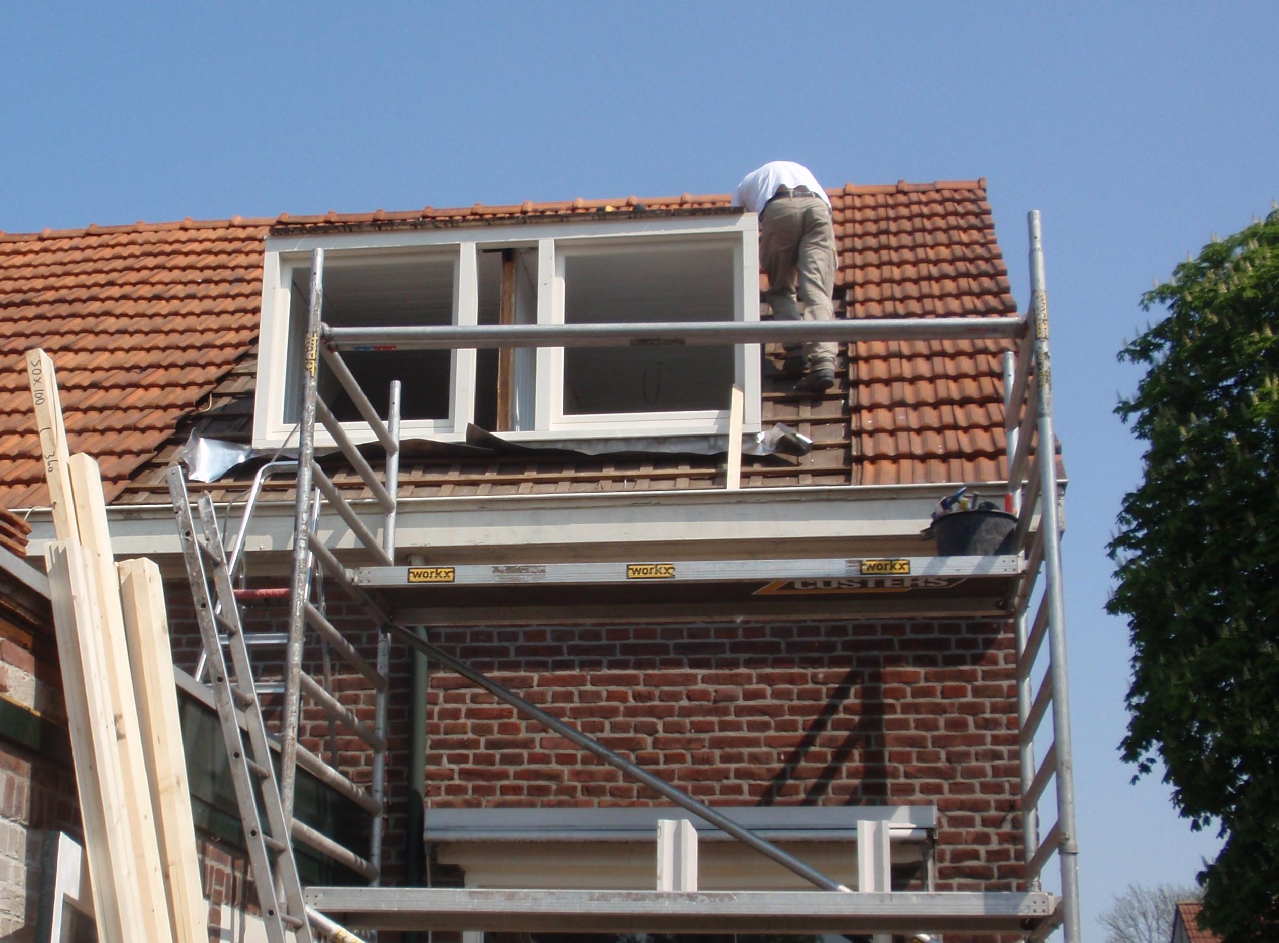dakkapel plaatsen en renovatie enschede