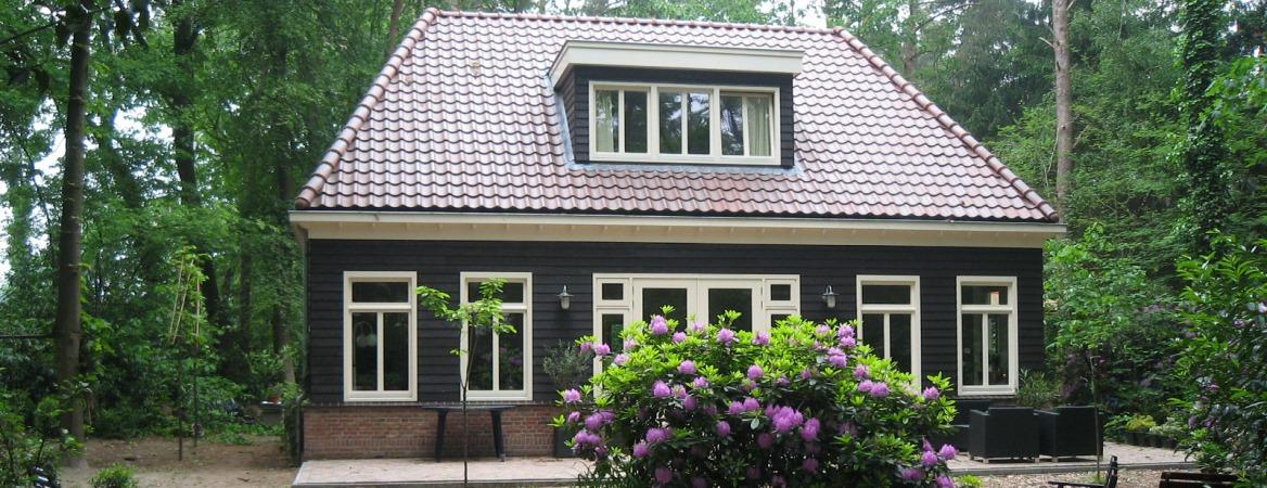Zelf een nieuwbouw huis realiseren op uw eigen kavel in for Aannemer huis bouwen