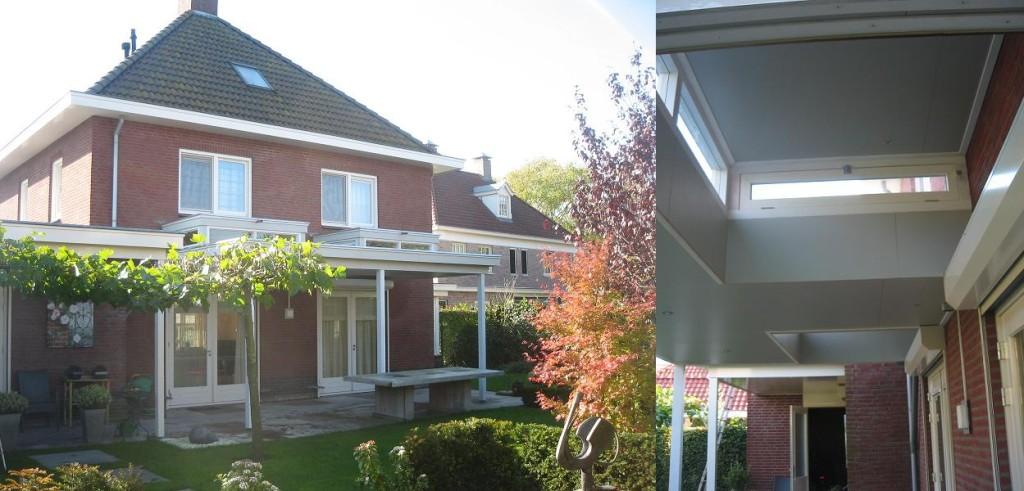 Timmerman in enschede of omgeving nodig bouwbedrijf renova twente bouw aannemer in enschede - Veranda met dakraam ...