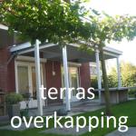 terrasoverkapping  of veranda Enschede